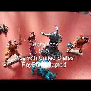 Disney's Hercules Lot